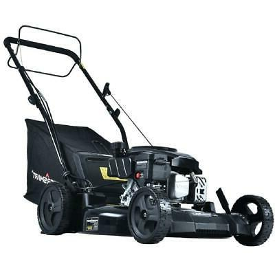powersmart self propelled lawn mower 21 in