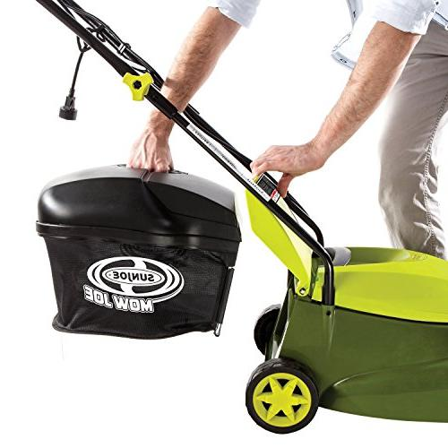 Sun Joe 12-amp 14-inch Mower