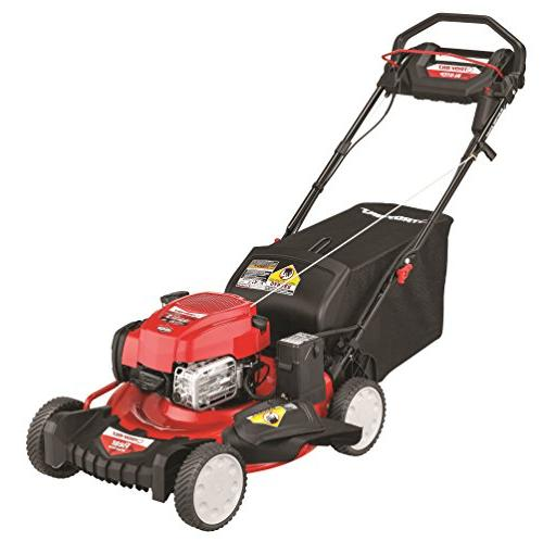 Troy-Bilt 21-inch In Step Lawn with Electric Start