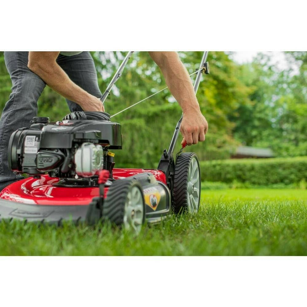 Troy-Bilt Propelled Mower Gas