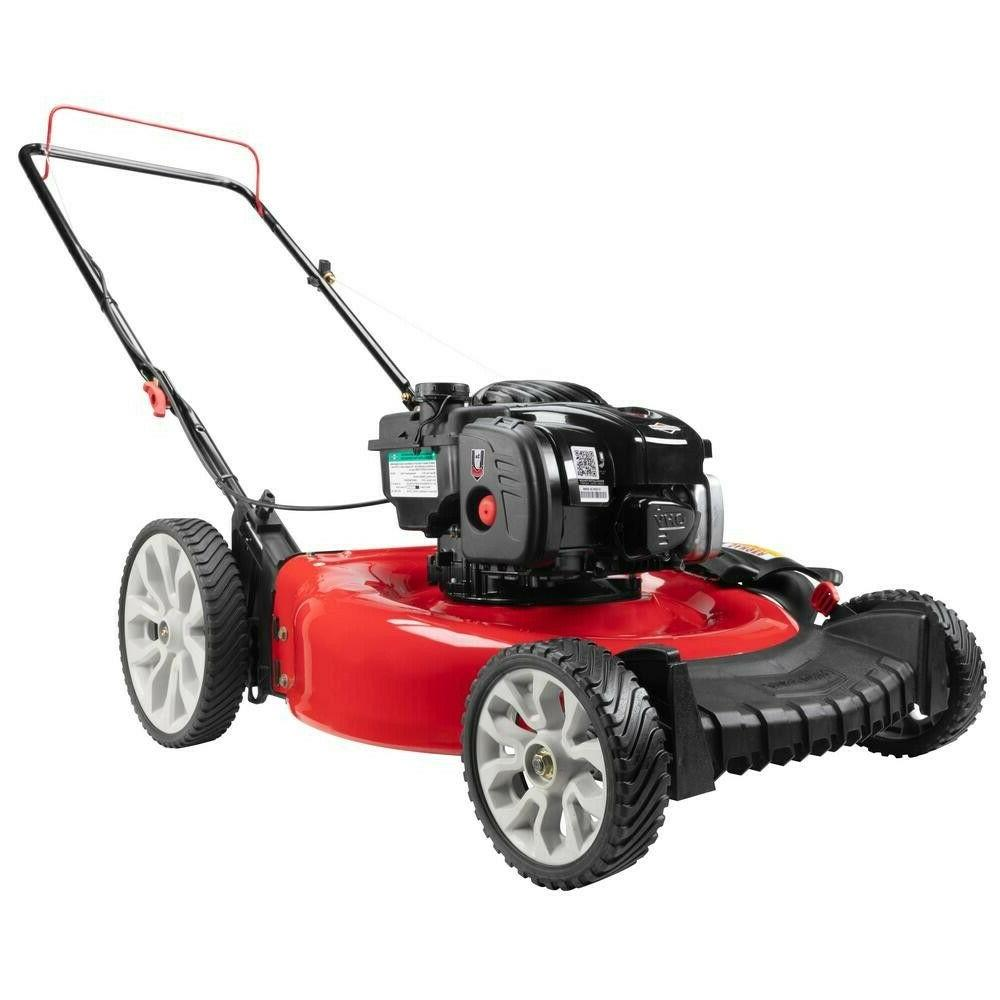 Troy-Bilt Self Propelled Mower 21 Gas Tri-Action