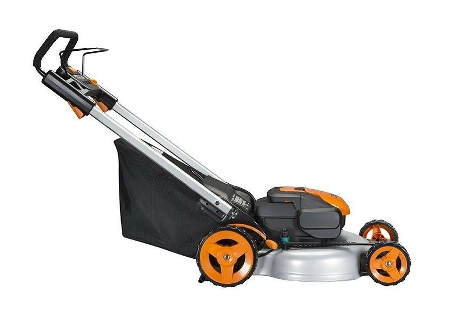 "WORX 56V 20"" Cordless Electric with &"