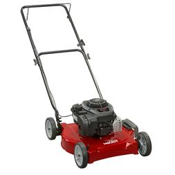 "Lawn Mower Briggs and Stratton 20"" 125cc Gas Push Side Disch"