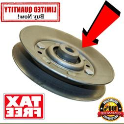 "Rotary Lawn Mower Idler V-Pulley for 46"" Deck AYP Roper Sear"