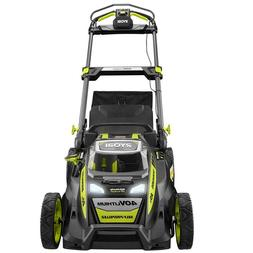 RYOBI Lawn Mower Self Propelled Cordless Battery & Charger I