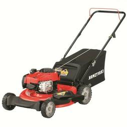 CRAFTSMAN M110 140-cc 21-in Gas Push Lawn Mower with Briggs
