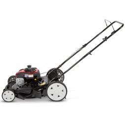 """Murray 21"""" 2-in-1 High Wheel Push Mower With Briggs and Stra"""