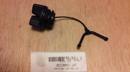 New Old Stock OEM Poulan Oil Cap Assembly with Retainer 530