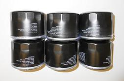 6 Pack Oil Filters For Briggs & Stratton 492932 795890 69539
