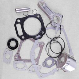 Oil Seal Piston Kit Gasket Ring For <font><b>Honda</b></font