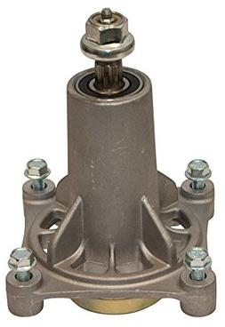 """Poulan Pro 42"""" 4 Bolt Mower Deck Spindle Assembly Replaces 5"""