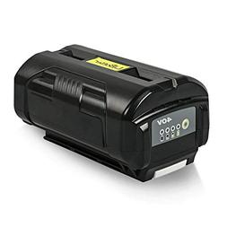 LiBatter Powerful 40V Battery 6Ah 240Wh Compatible with Ryob