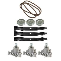 "Poulan Pro PP1846A 46"" Lawn Mower Deck Rebuild Parts Kit"