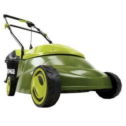 push lawn mower 14 in wide path