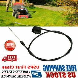 Push Lawnmower Lawn Mower Throttle Engine Control Pull Cable