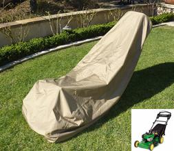 Push Mower cover or Self Propelled Lawn Mower cover