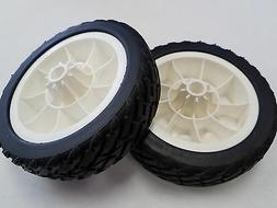 "Toro 684776 Wheels 6"" Tires Lawn Boy Lawnboy Lawnmower Silve"