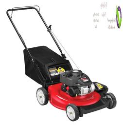 Rd Hines 140Cc 21-Inch 3-In-1 Push Mower