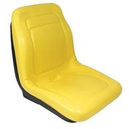 Replacement John Deere Riding Mower Deluxe High Back Seat Vi