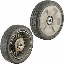 HONDA HRR216 LAWNMOWER REAR WHEEL SET OF 2 42710-VE2-M02ZE