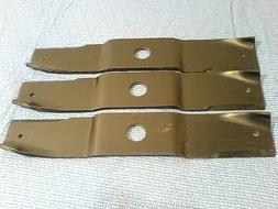 """SIMPLICITY 42"""" LAWN MOWER DECK BLADE SET 1679917 AI PRODUCTS"""