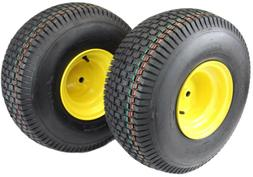 20x8.00-8 Tires & Wheels 4 Ply for Lawn & Garden Mower Turf