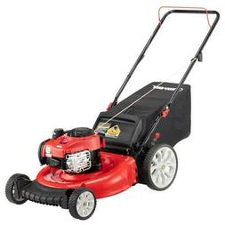 "Troy-Bilt Gas Lawn Mower Walk Behind 21"" 140cc 550ex Series"