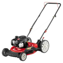troy bilt self propelled lawn mower 21