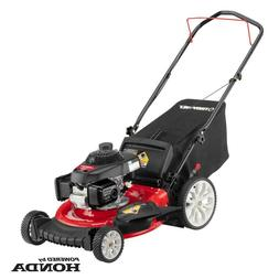 Troy-Bilt TB130 XP 160-cc 21-in Push Gas Lawn Mower with Hon
