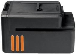 Worx 50024479 WA3536 40V 2.0 Ah Replacement Battery