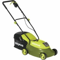 """Walk-Behind Cordless Rechargeable 28V/14"""" Push Lawn Grass Mo"""