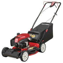 WALK BEHIND SELF PROPELLED LAWN MOWER 3-IN-1 TRIACTION CUTTI