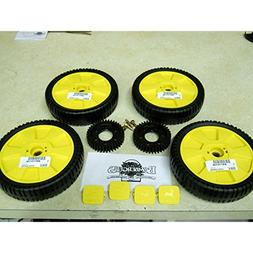 John Deere walk behind wheel set 12SB 14SB 14SE 14PB JE75 JX