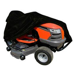 Waterproof Lawn Mower Cover, Durable Premium Lawn Tractor Co