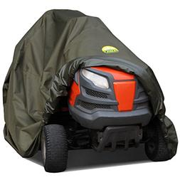Family Accessories Waterproof Riding Lawn Mower Cover, Heavy