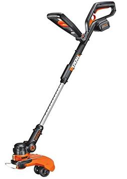 WORX WG175 32V Lithium MAX Cordless Grass Trimmer and Edger