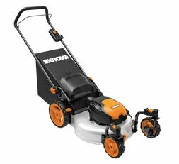 "WORX WG719 13 Amp 20"" Electric Lawn Mower"
