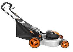 "WORX WG720 12 Amp 19"" Electric Lawn Mower"