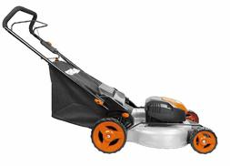 wg720 19 12 amp electric lawn mower