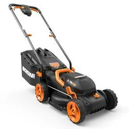 Worx WG779 40V 14 Inch Power Share Cordless Intellicut Mulch