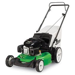 21 in. High Wheel Gas Push Mower with Kohler Engine with Lar
